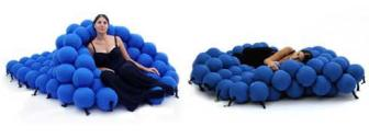 Ballon Sofa-Feel Seating System designed by Animi Causa