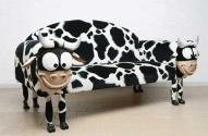 Cow Sofa-Rodolfo Rocchetti of Tappezzeria Rocchetti