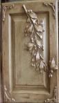 Decorated Door