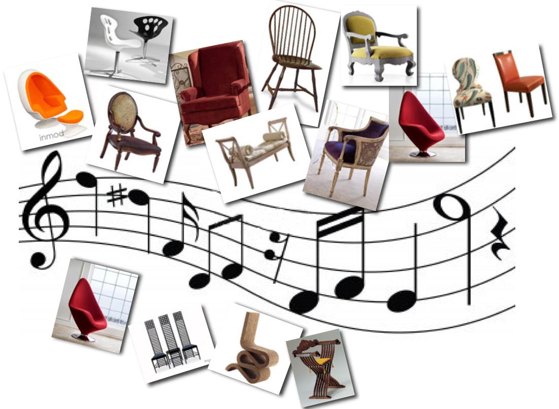 Musical Chairs By Valentina Cirasola Interior