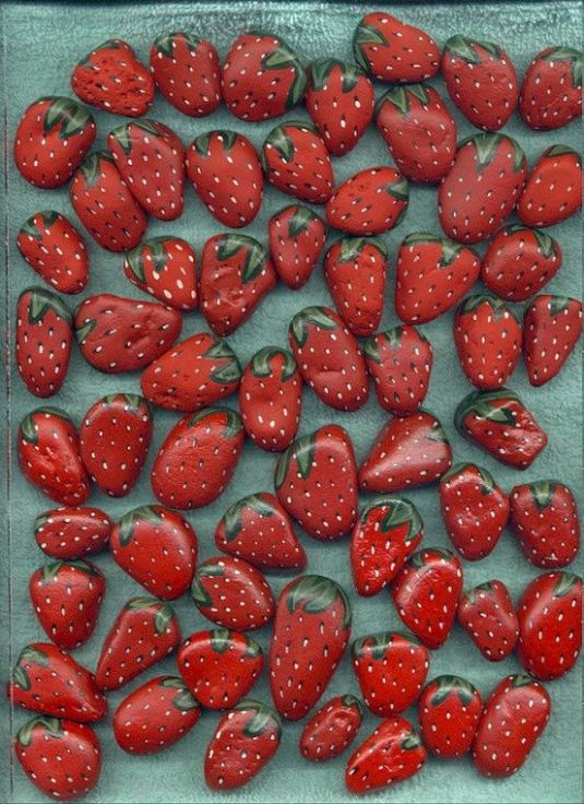 Strawberry Rocks