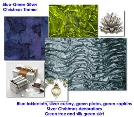 Blue-Green-Silver ©Valentina Cirasola