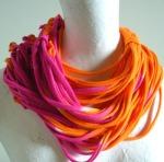 Pink Flambe' and Orange