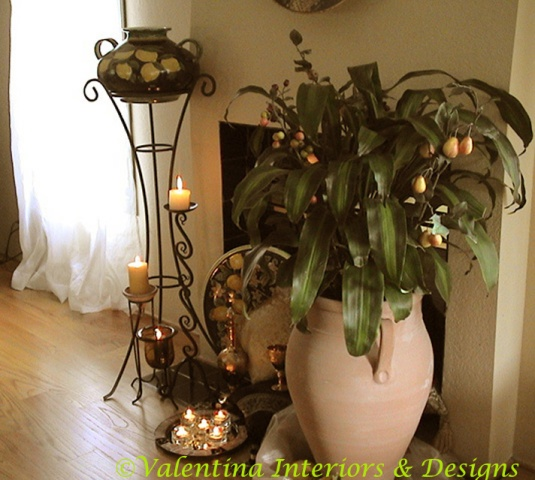 ©Decorated_Fireplace