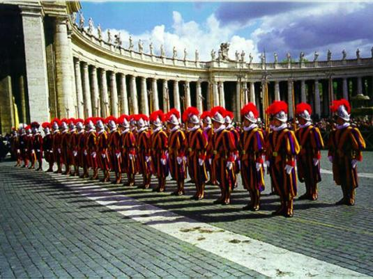 Swiss Guards Corp