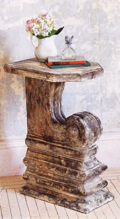 Ravenna scrolled side table-http://www.ebay.com/itm/140951604905?ssPageName=STRK:MESOX:IT&_trksid=p3984.m1561.l2649#ht_1756wt_949