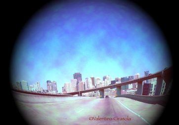 Entering San Francisco