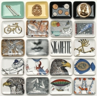 Fornasetti Ashtrays