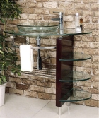 Kokols-Wall-mount-Bathroom-Glass-Vessel-Sink-Vanity-Combo