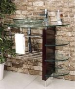 Kokols-Wall-mount-Bathroom-Glass-Vessel-Sink-Vanity-Combo