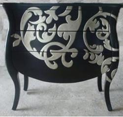 Painted Dresser-http://www.nationalfurnituresupply.com