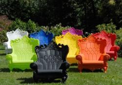 Queen Ann Polymer Plastic By Moro Pigatti - Italy