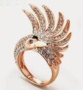 Swan ring - Ali Express