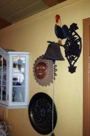 Kitchen Rooster Bell-©ValentinaCirasola