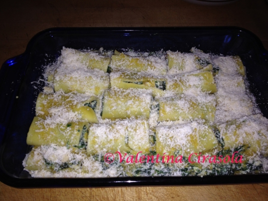 Baked Paccheri