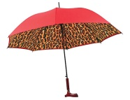 Leopard Umbrella-Found on Paula Moss Via Pinterest