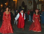 1500 Fashion in Barletta - Reenactment Feb.13