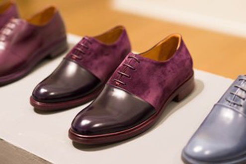 Shoes: Paul Smith