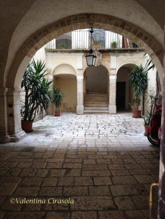 Old Bari view