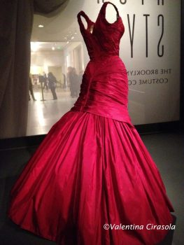 Tree Ball Gown 1955 Charles James