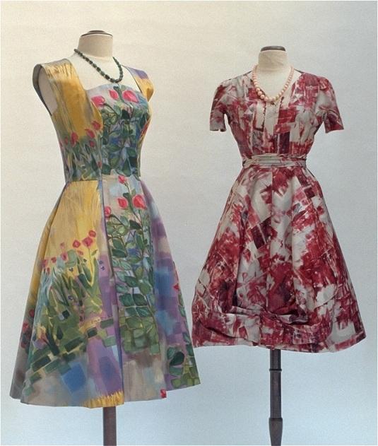 Micol Fontana-fashion and art