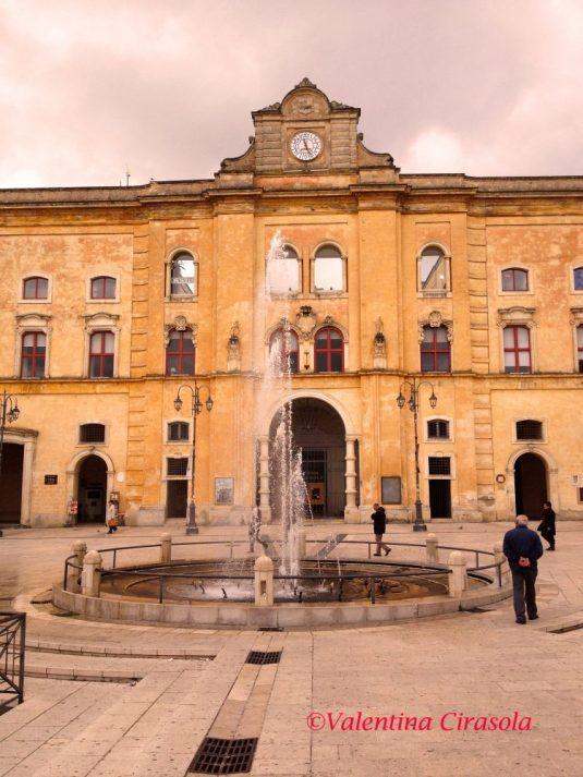 Piazza V.Veneto -Fontana