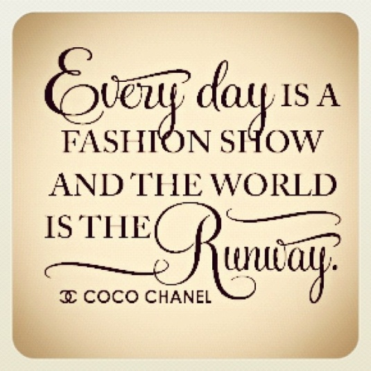 Life Fashion Show