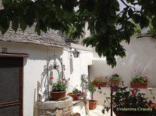 Alberobello - Trulli Courtyard