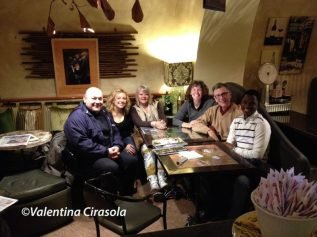 Gravina - At the Gambrinus with Singer Francesca Gramegna