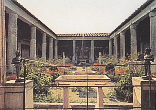 house_of_vettii_peristyle
