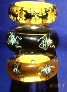 Scarab Bracelets