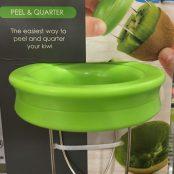 Kiwi Peel & Quarter