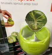 Brussel Sprouts Twister