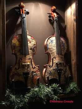 Fiddle shop