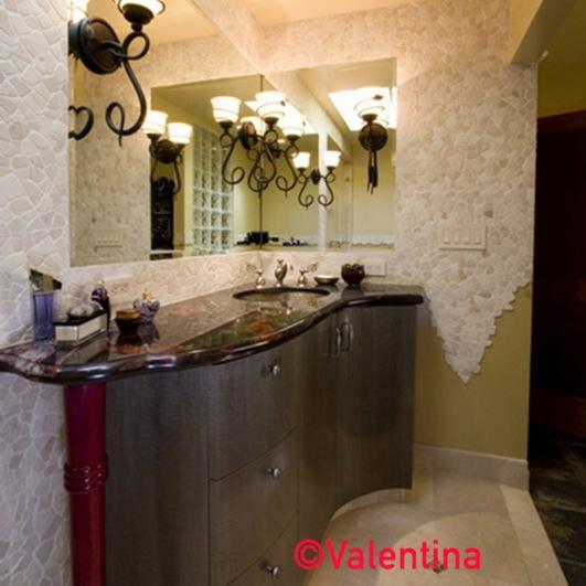 Vanity Master Bath