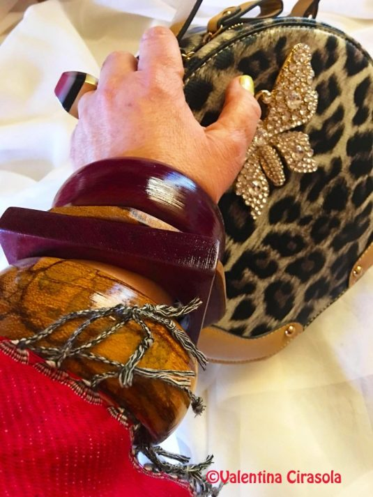 Hand-Made Wood Bracelets