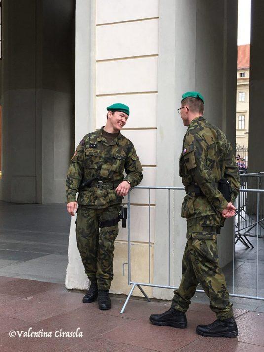 Militaries