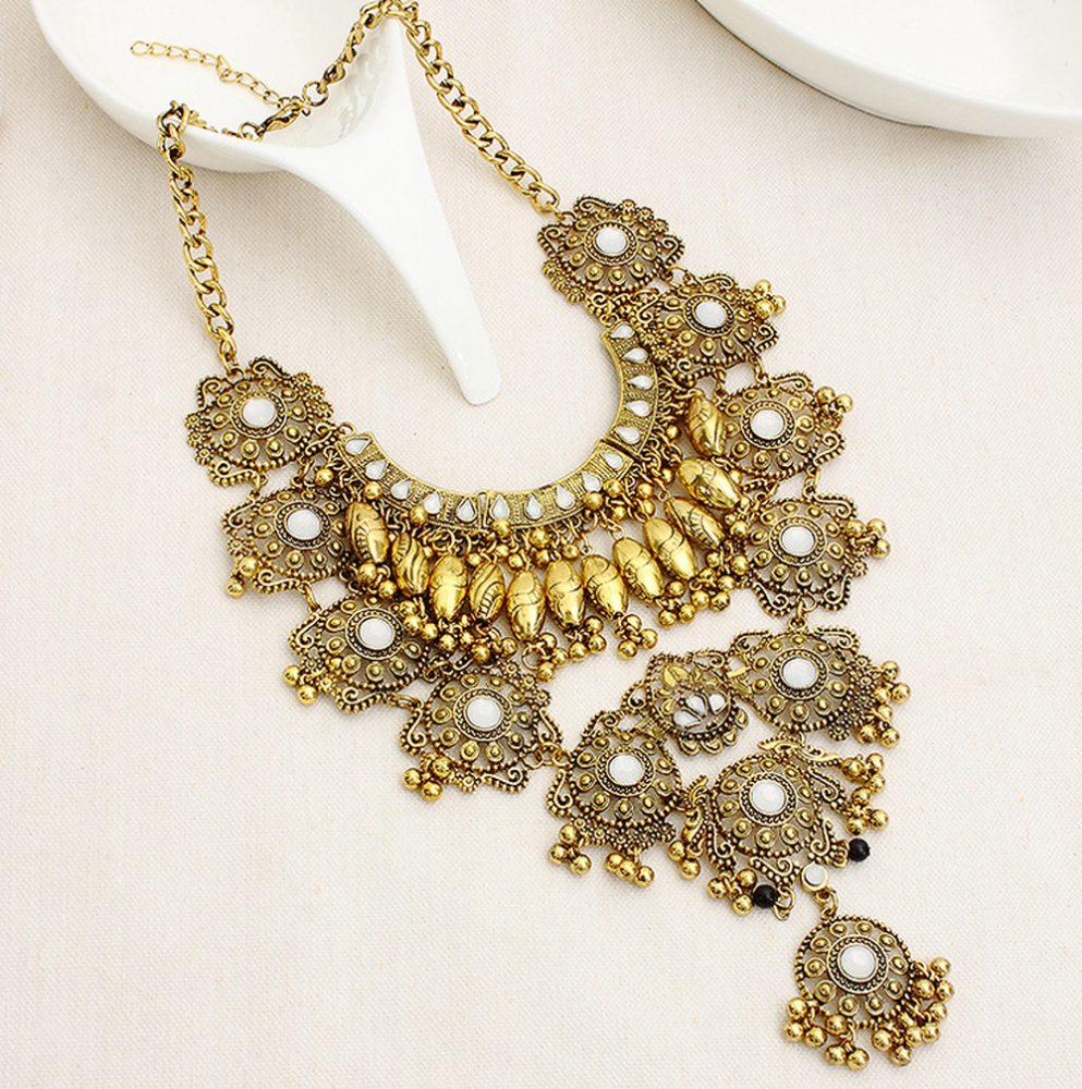 eBay Ethnic Necklace
