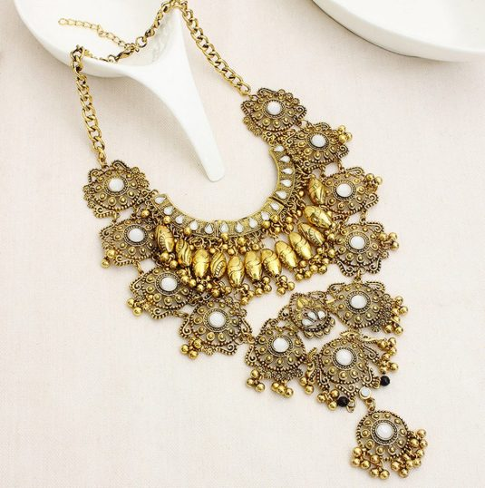 eBay Ethnic Necklace