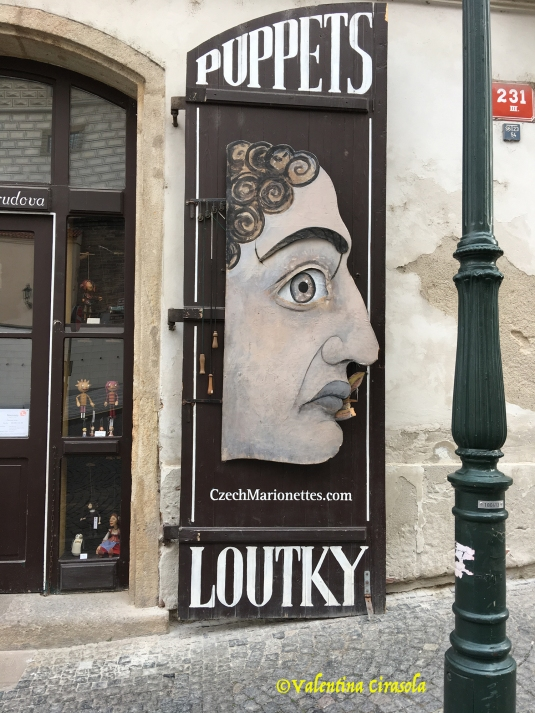 Marionettes Shop