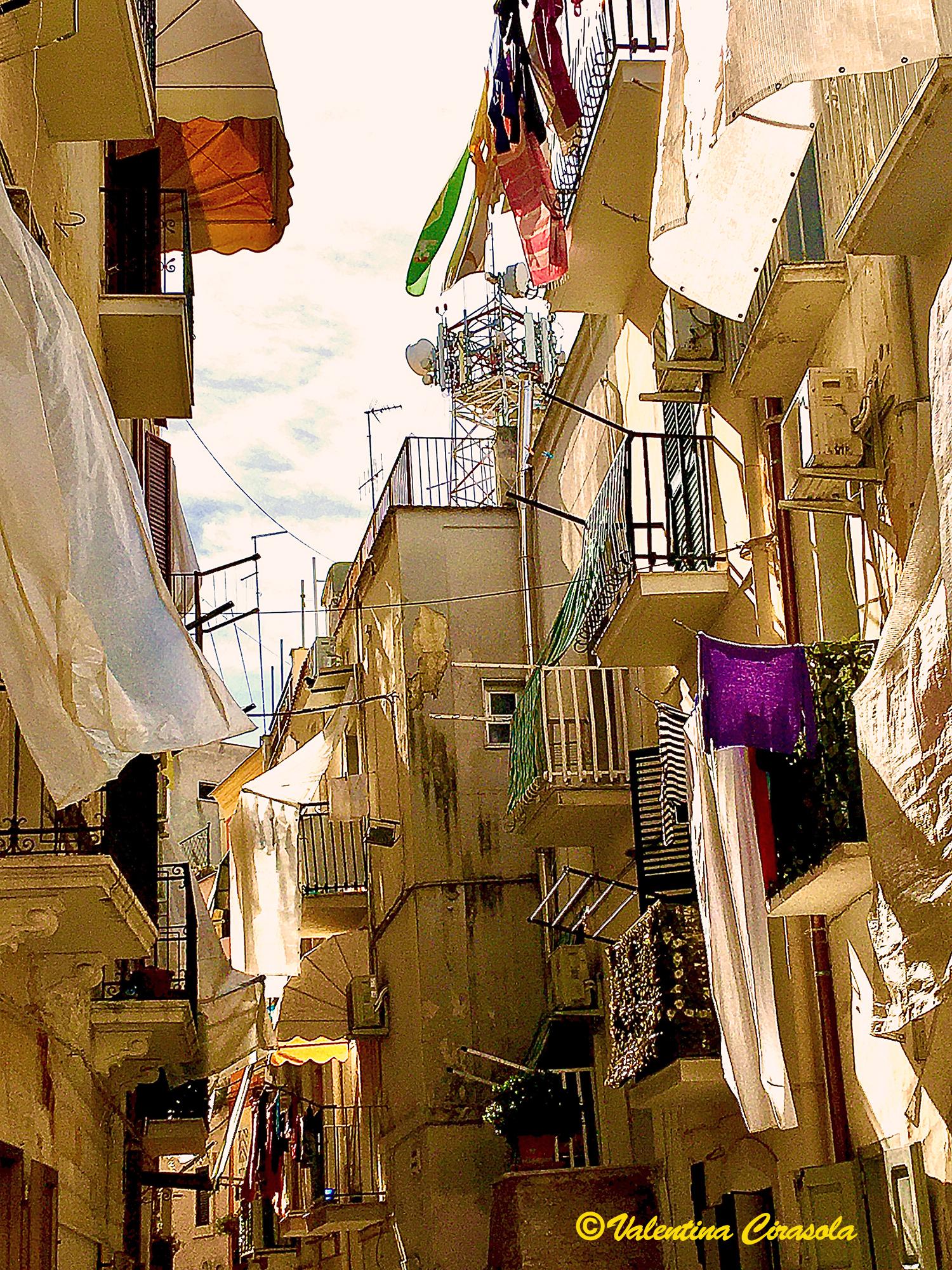 Old Bari Balconies