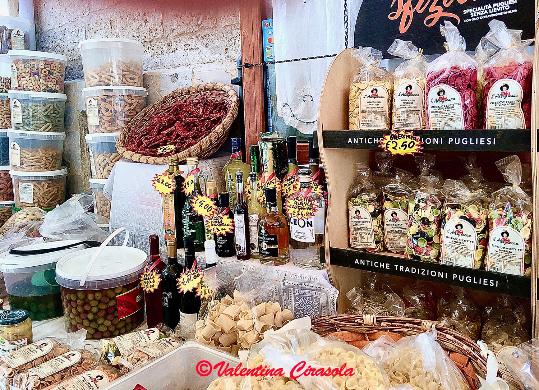 Typical Puglia Food