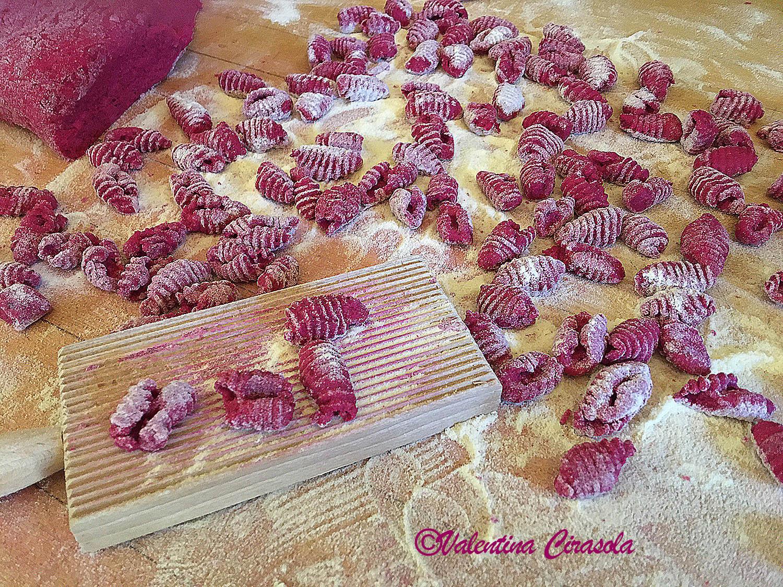 Gnocchi-Barbabietole-Gorgonzola